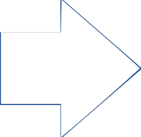 Classic White Arrow Png image #41968