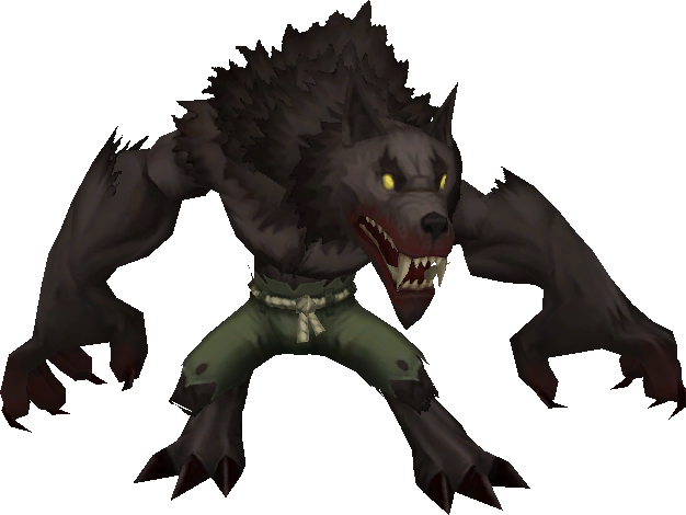 Clip art Werewolf Wererat Desktop Wallpaper