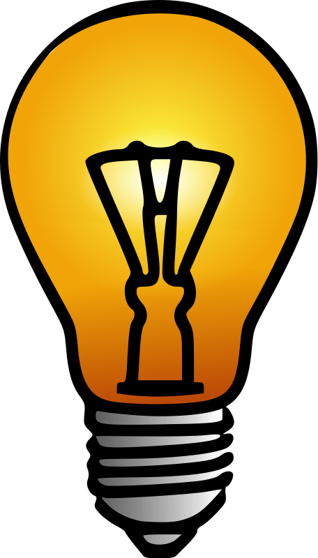 clipart bulb picture free download image