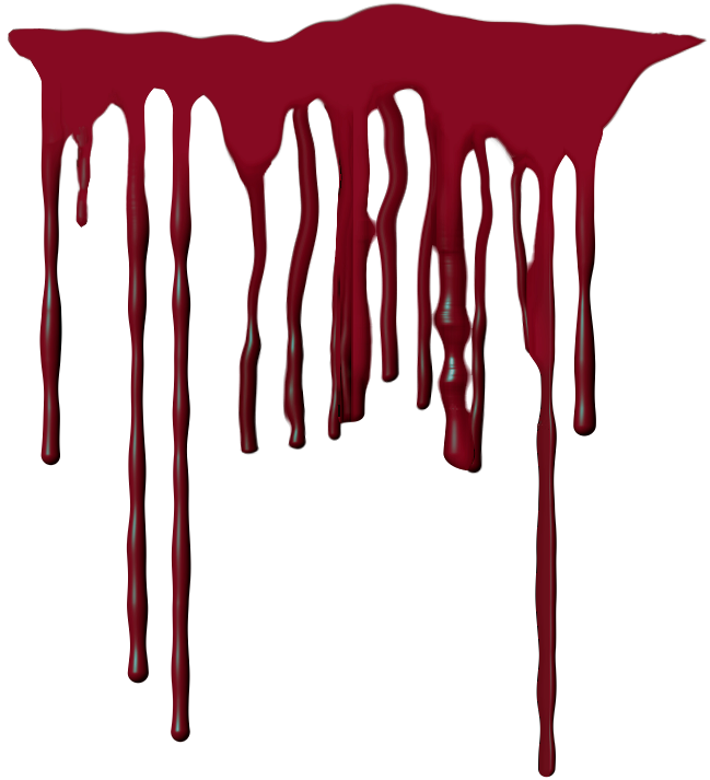 Clipart Png Collection Blood Drip image #45426