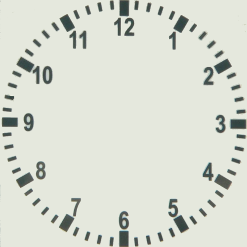 Clock Png Available In Different Size image #25782