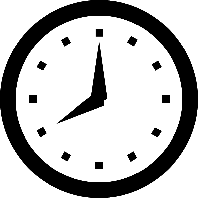 Icon Download Clock image #25783