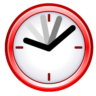 High Resolution Clock Png Icon