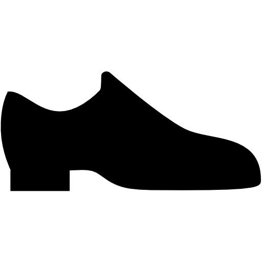 Clothing Shoe Man Icon image #11013
