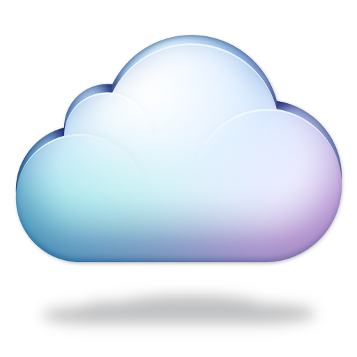 Cloud Download Icon Png image #12856
