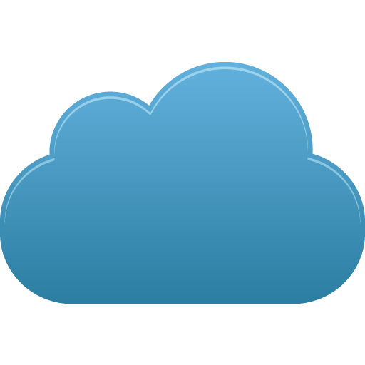 Icon Download Png Cloud image #12865