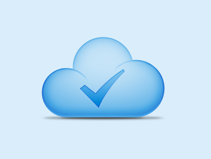 Png Cloud Icon image #12873