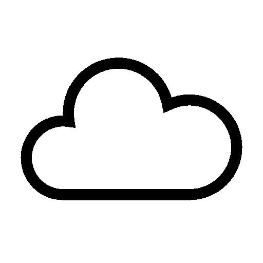 Cloud Icon, Transparent Cloud.PNG Images & Vector ...