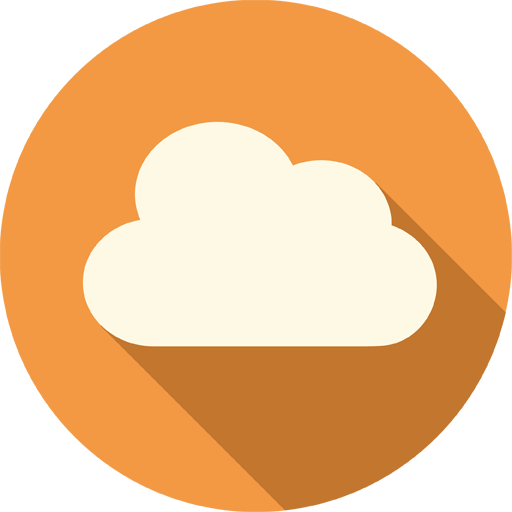 Free Cloud Icon image #12880