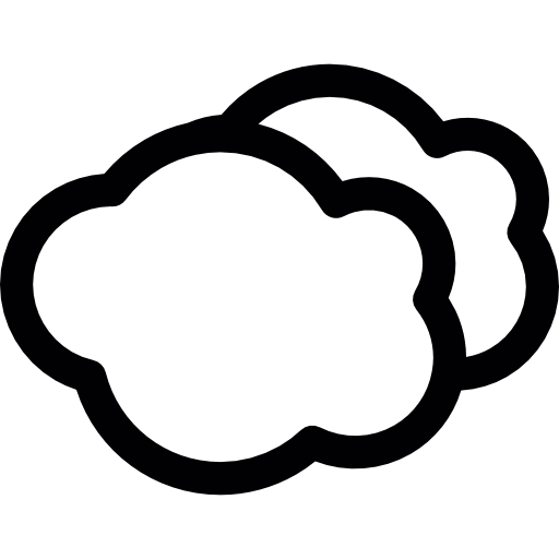 Vector Png Cloud Outline image #22305