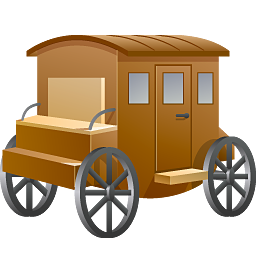 Vector Coach Icon 256x256, Coach HD PNG Download