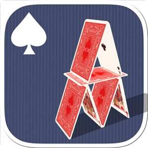 Coc, castle of cards Icon Transparent
