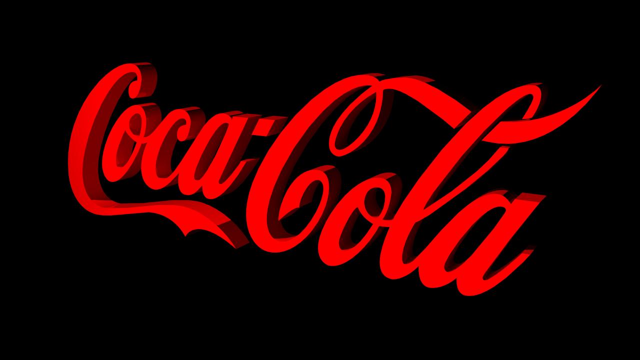Coca Cola company logo png