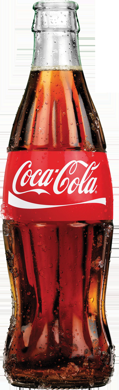 Coca Cola Flasche png