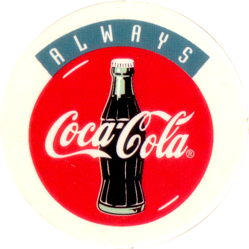 Coca Cola Logo White Png Always Coca Cola Png image #41679