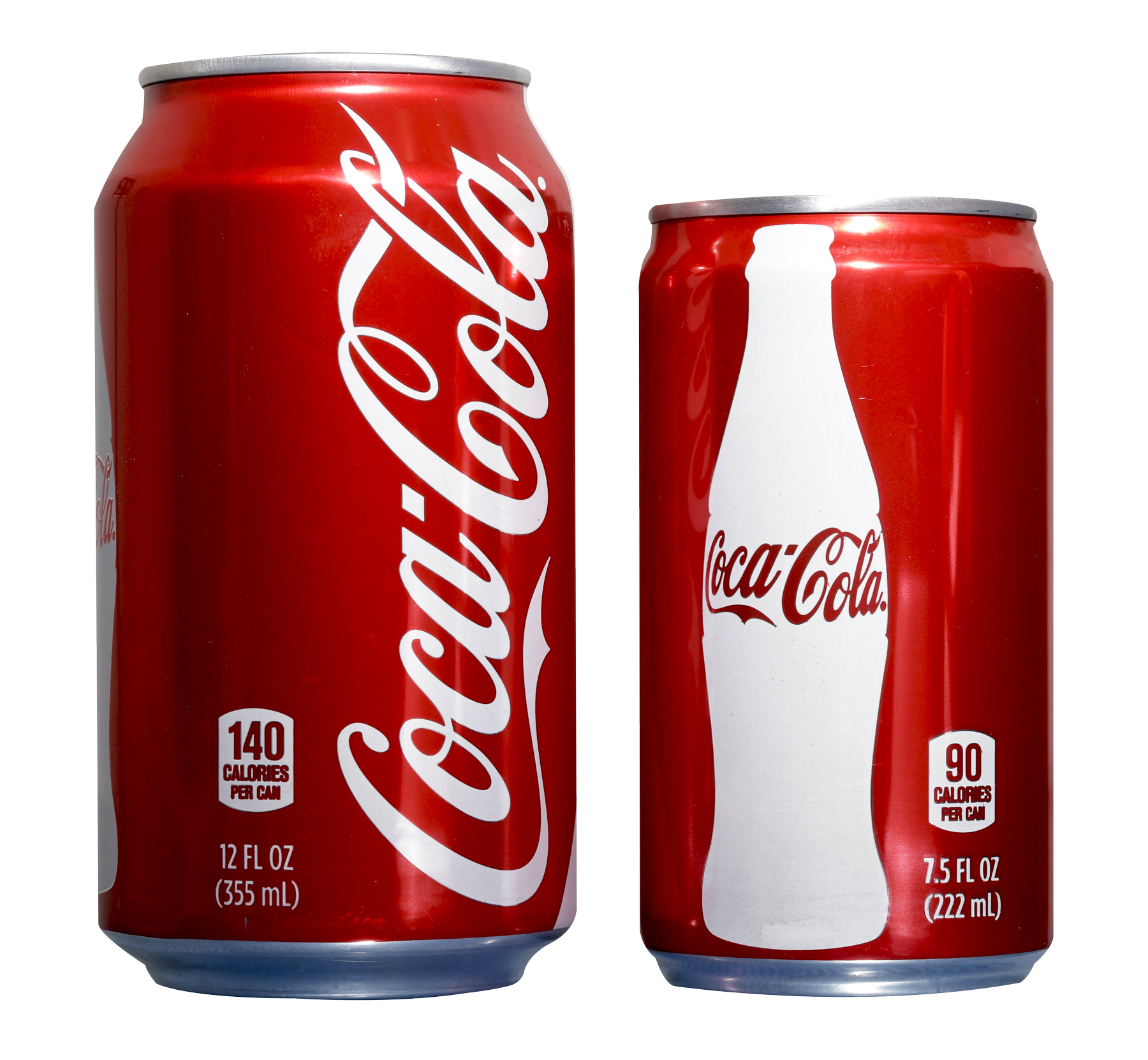 Coca Cola Soda Can PNG Image
