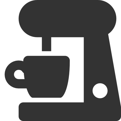 Coffee, maker icon