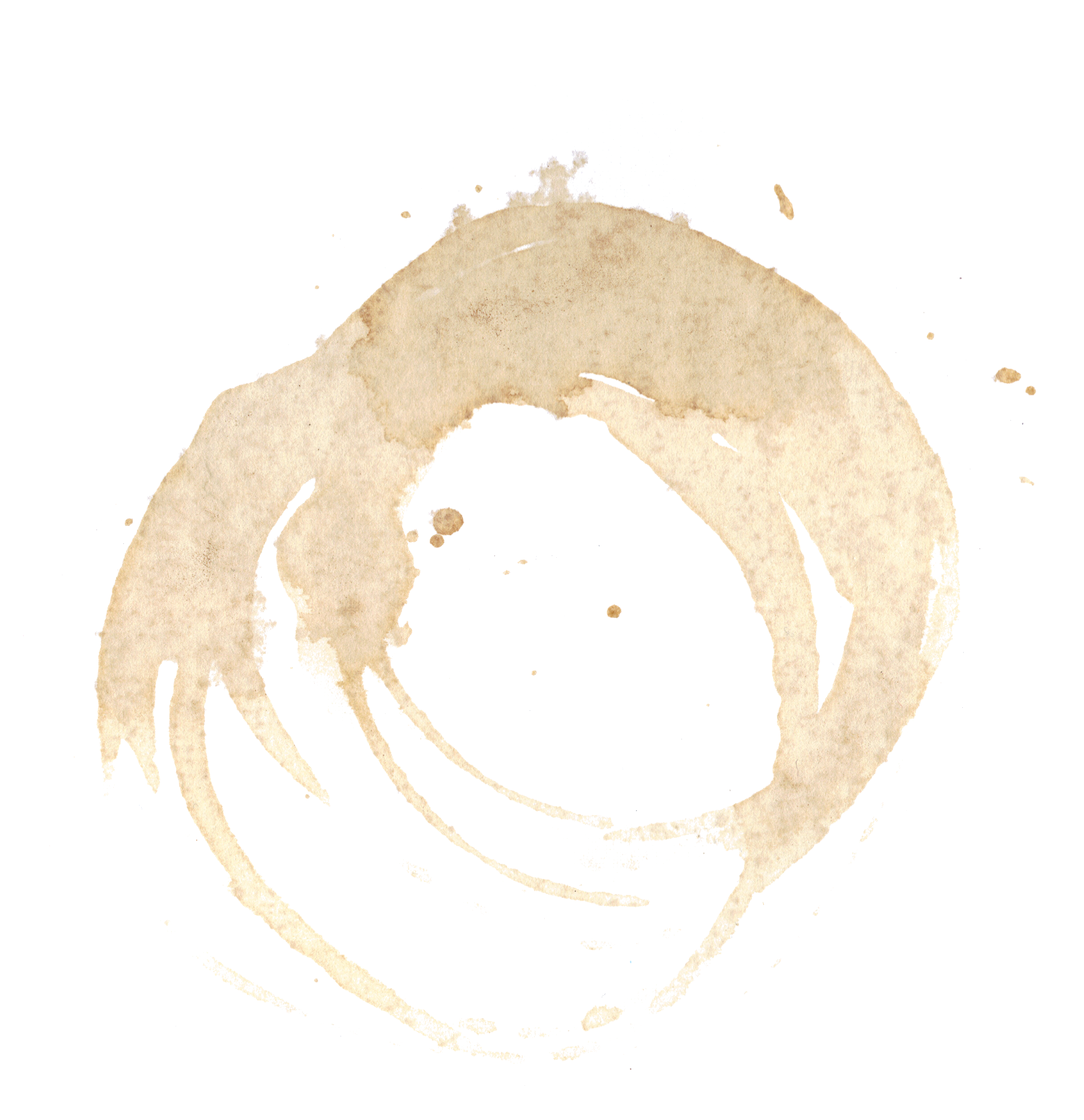 High-quality Coffee Stain Cliparts For Free! image #33674