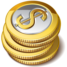 Coins Icons image #3836