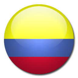 Colombia Flag icon png