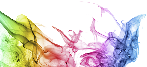 colored smoke png image
