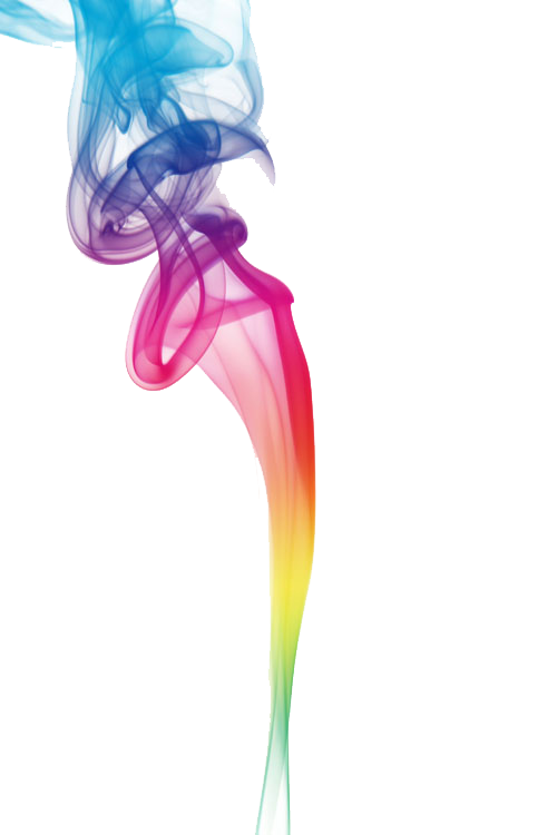 colored smoke transparent png