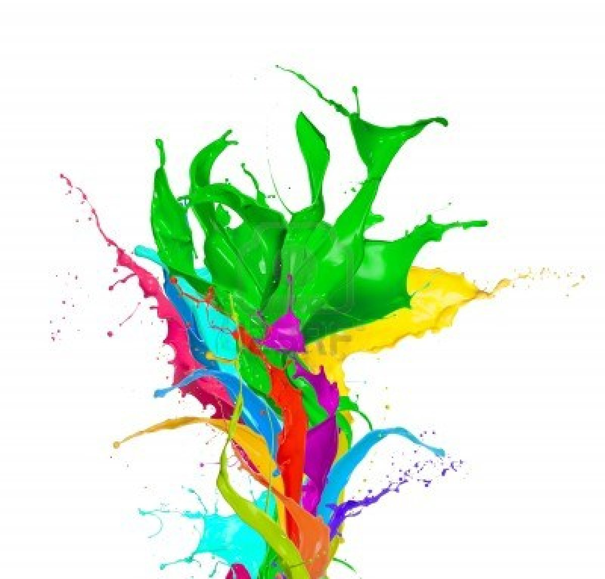 Free Download Paint Splatter Png Images