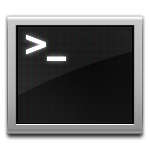 Download Command Line Icon image #18627