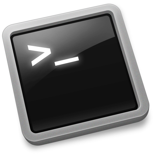 Hd Icon Command Line image #18628