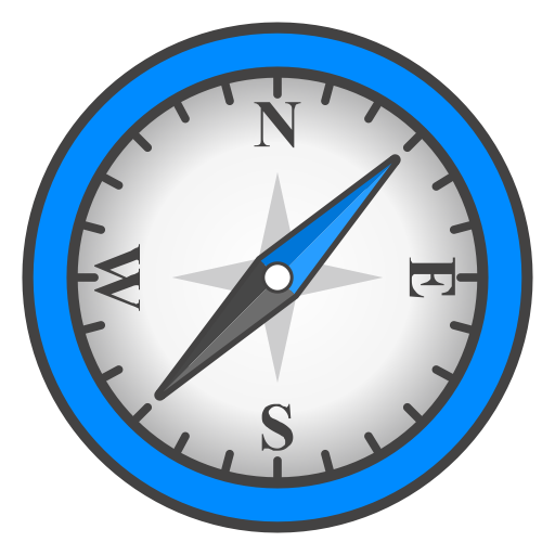 Png Download Icon Compass image #13561