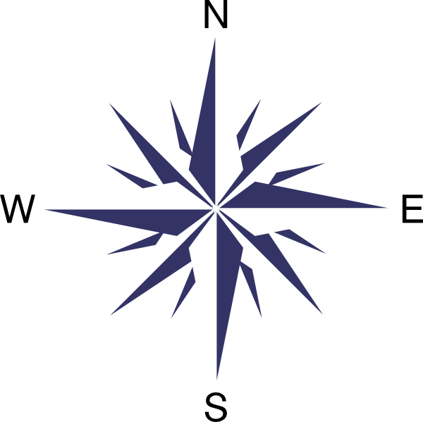 Download And Use Compass Rose Png Clipart image #29379