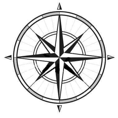 Picture Compass Rose PNG image #29404