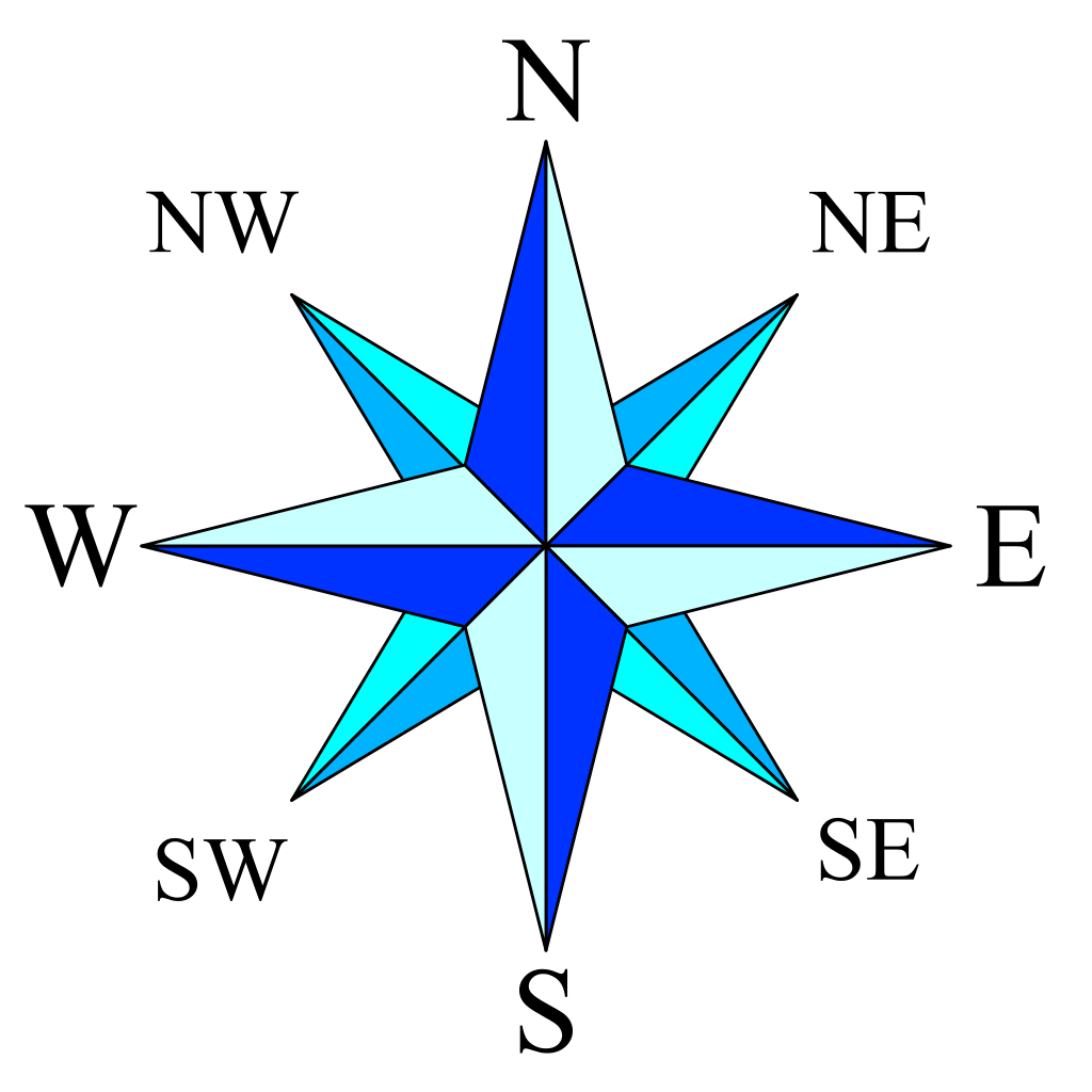 Free Download Of Compass Rose Icon Clipart image #29381