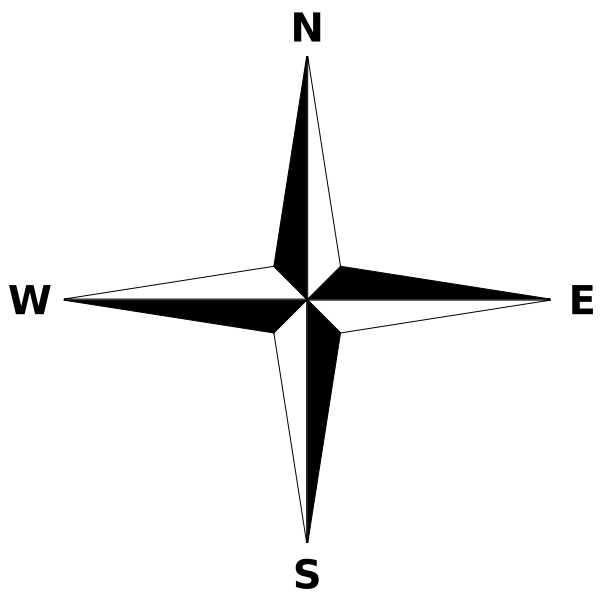 Background Hd Png Compass Rose Transparent image #29386