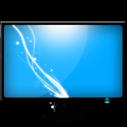 Computer Icon  RocketDockm
