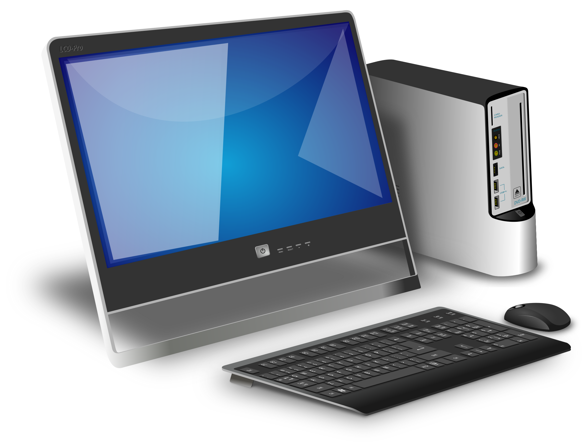 Computer PC free PNG Download