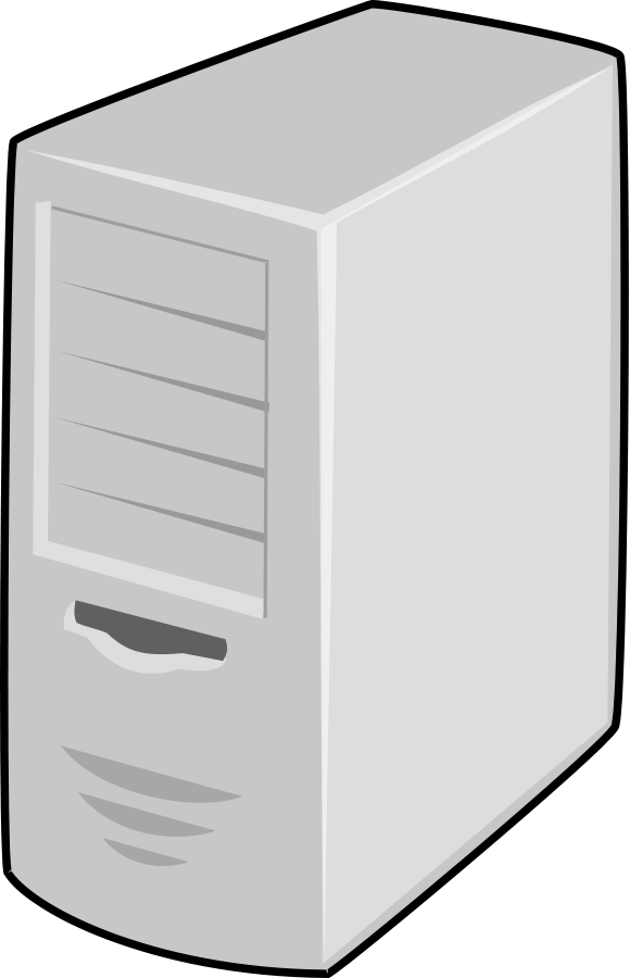 Computer Server Icon 3709 Free Icons And PNG Backgrounds
