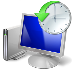 Computer System Restore Icon image #12292
