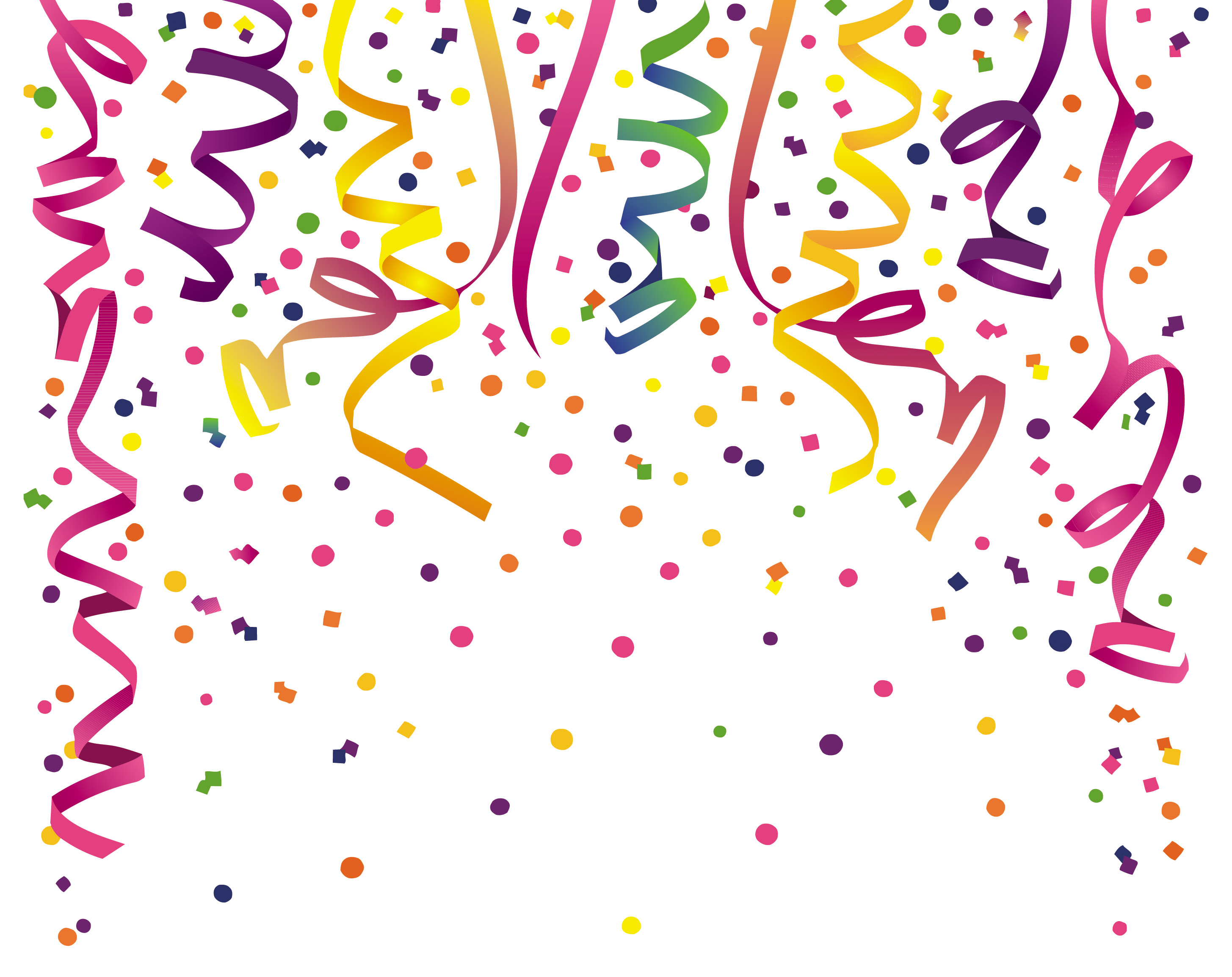 Free Png Download Vector Confetti