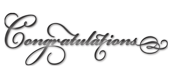 Free Clipart Images Best Congratulations