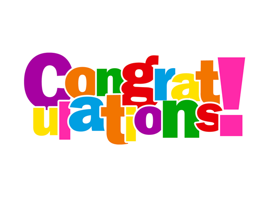 Transparent Png Congratulations Background Hd image #22047
