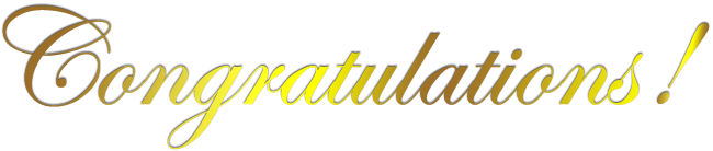 Download Free High-quality Congratulations Png Transparent Images image #22048