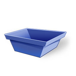 Transparent Container Icon image #31780