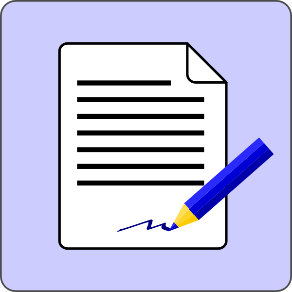 Contract Size Icon image #19925