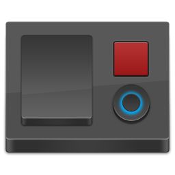 Icons Control Panel Download Png image #10532