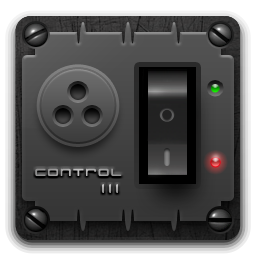 Control Panel Icon Png image #10549