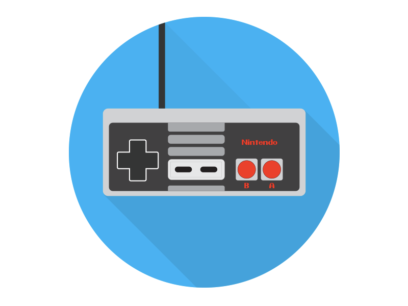 Icon Svg Controller image #32424