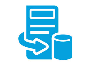 Converged Storage Icon image #6662