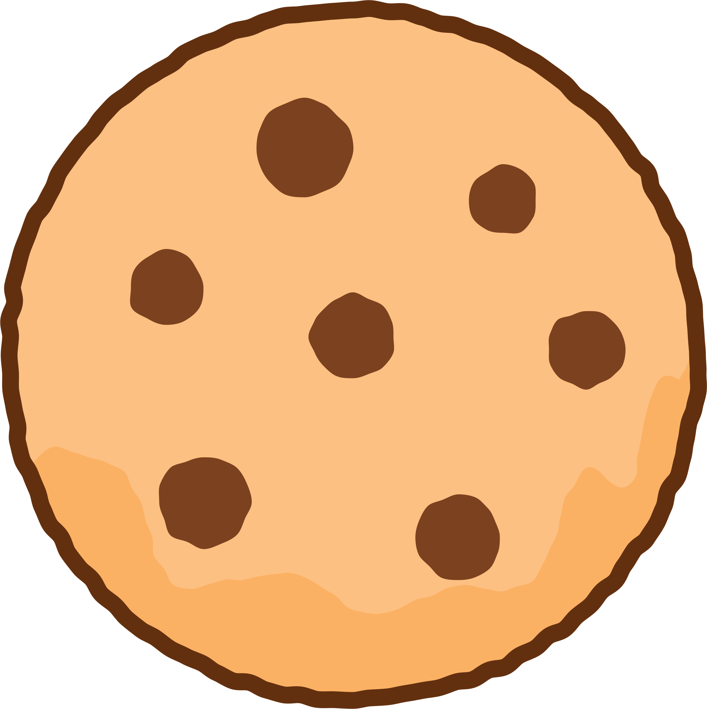 Cookie PNG Transparent Images Background image #47942