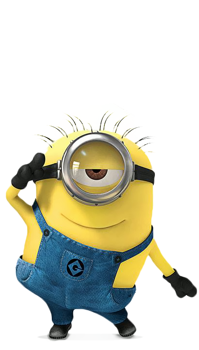 Cool Minion PNG